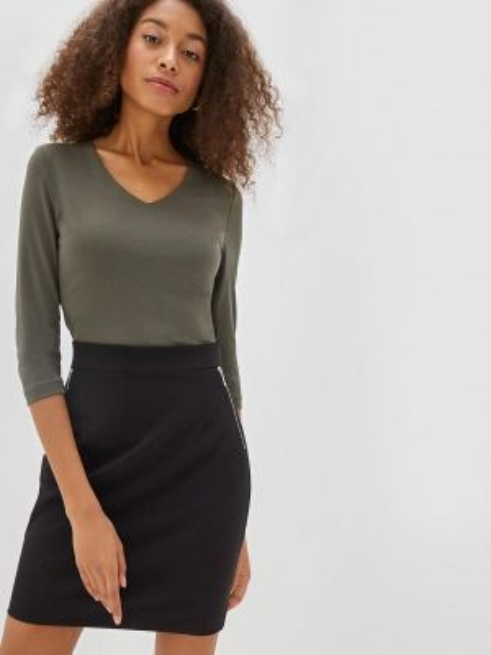 Пуловер хаки Ruxara