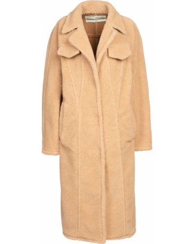 Пальто свободное однобортное Off-white