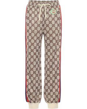 Спортивные брюки классические Gucci