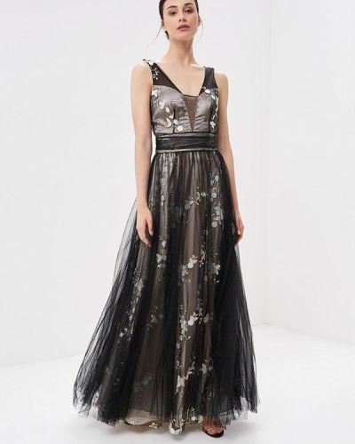 Вечернее платье черное X'zotic