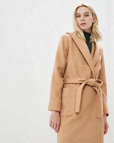 Пальто с капюшоном Tutto Bene