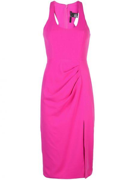 Платье миди приталенное без рукавов Jay Godfrey