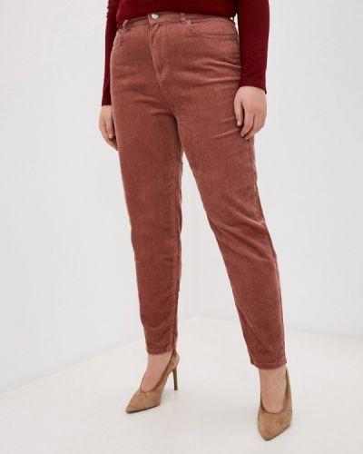 Прямые коричневые брюки Marks & Spencer