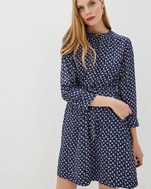 Платье платье-рубашка осеннее Gap