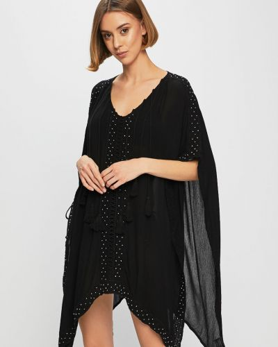 Пляжное платье - черное Pia Rossini