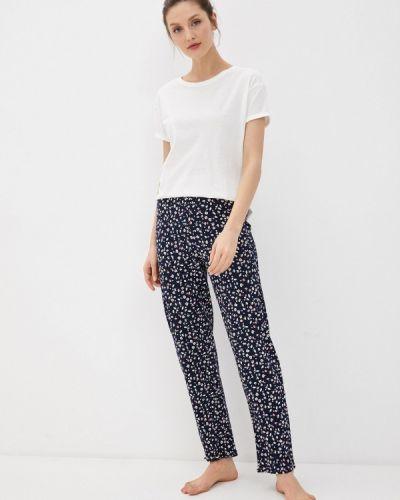 Пижамная белая пижама Marks & Spencer
