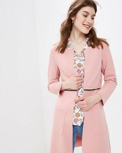 Пальто розовое летнее Moon River