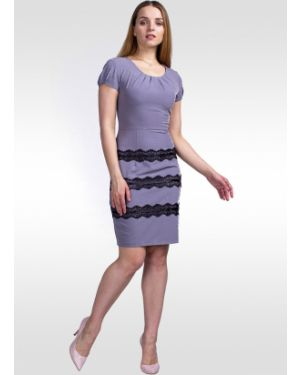 Платье в полоску платье-сарафан Lila Classic Style