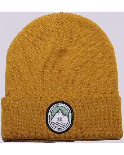 Желтая шапка хлопковая Запорожец Heritage