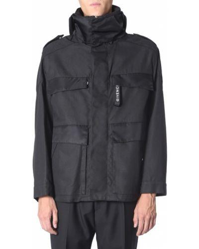 Kurtka oversize - czarna Givenchy