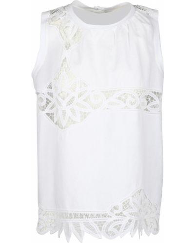 Biała koszula Semicouture