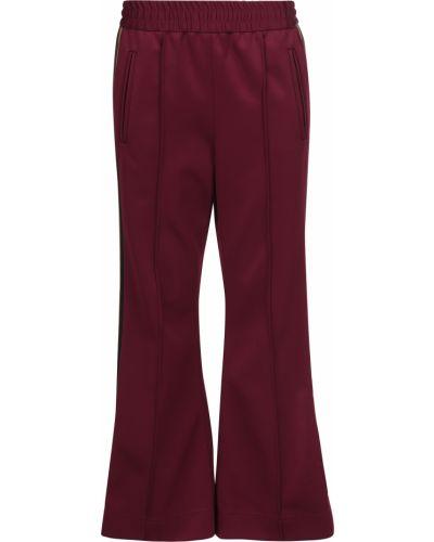 Спортивные брюки из полиэстера - красные Marc Jacobs