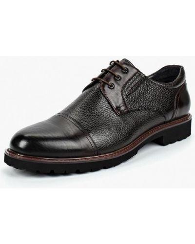 Коричневые туфли Marco Lippi