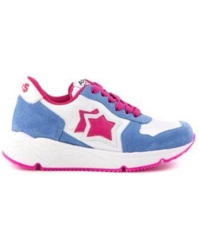 Białe sneakersy Atlantic Stars