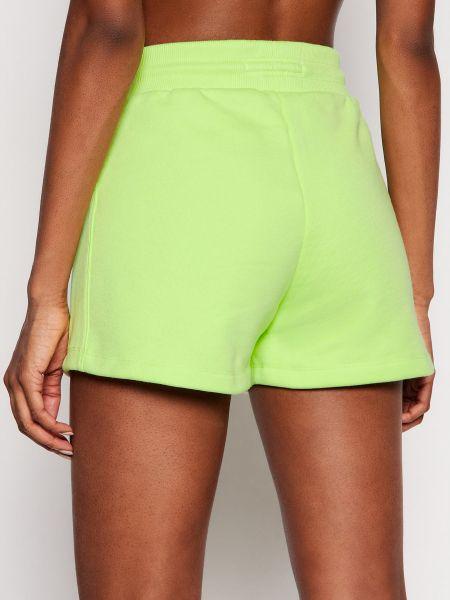 Зеленые шорты Tommy Hilfiger
