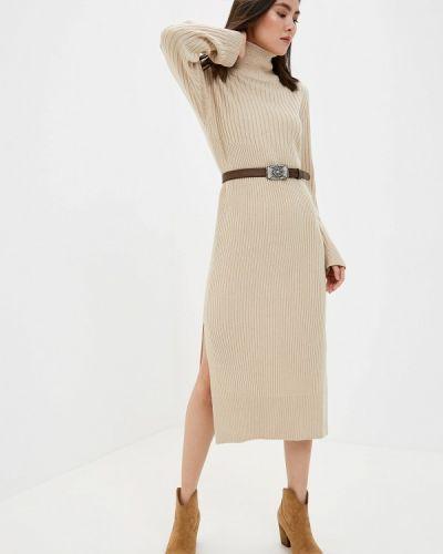 Вязаное платье трикотажное осеннее See By Chloe