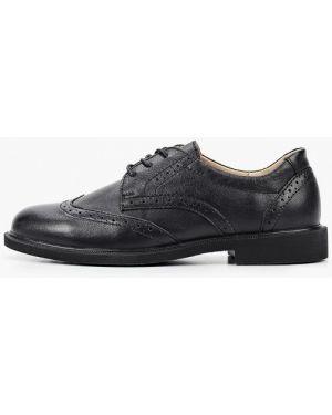 Туфли черные Ittelaland