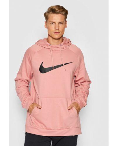 Bluza - różowa Nike