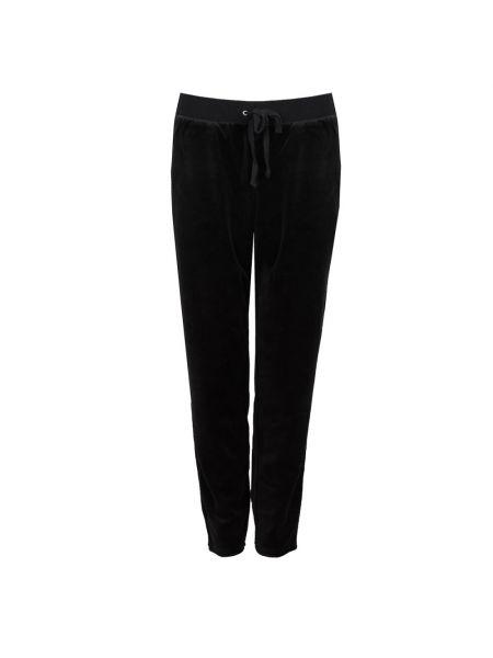 Czarne spodnie Juicy Couture