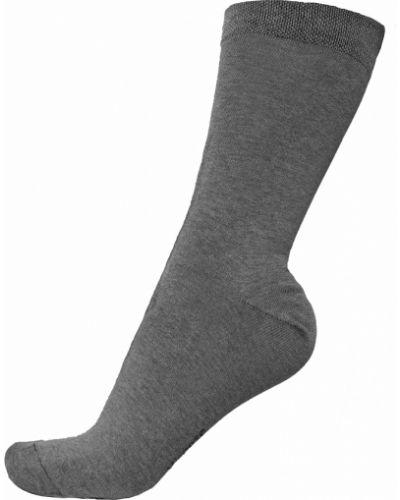 Носки из вискозы серые Finn Flare