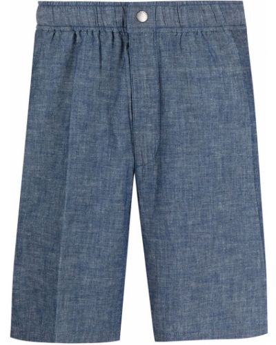Niebieskie szorty bawełniane Rag & Bone