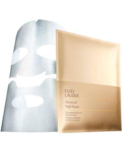 Skórzany maska do twarzy przezroczysty przywracanie khaki Estee Lauder