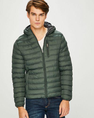 Стеганая куртка - зеленая Tokyo Laundry