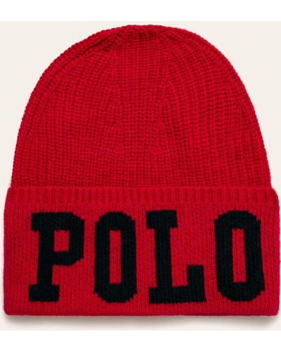 Шляпа розовый Polo Ralph Lauren