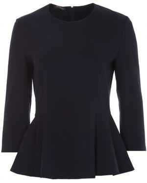 Блузка с баской короткая Les Copains