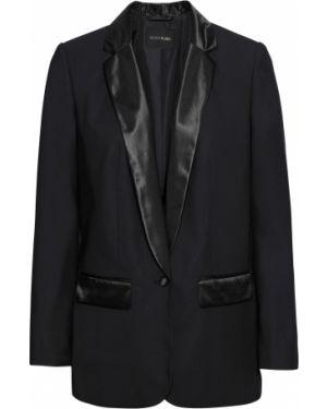 Пиджак черный смокинг Bonprix