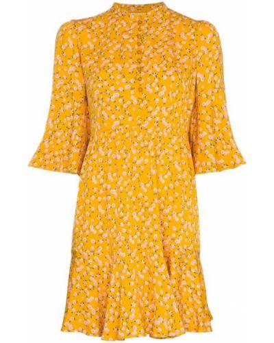 Желтое платье By Timo