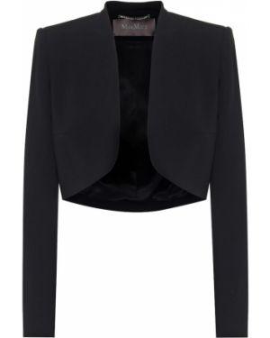Черная куртка Max Mara
