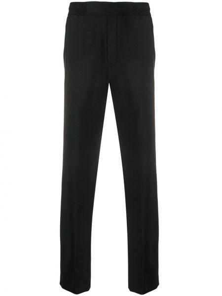 Spodnie bawełniane - czarne Acne Studios