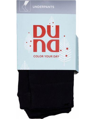 Черные кальсоны Duna