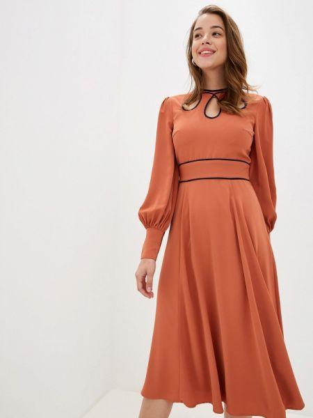 Платье прямое осеннее Cavo