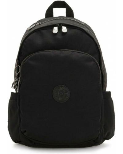 Czarny plecak Kipling
