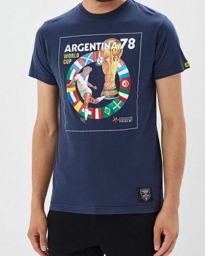 Синяя футболка 2018 Fifa World Cup Russia™