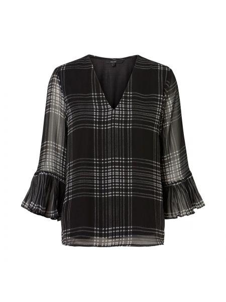 Блузка с длинным рукавом с V-образным вырезом прямая Vero Moda