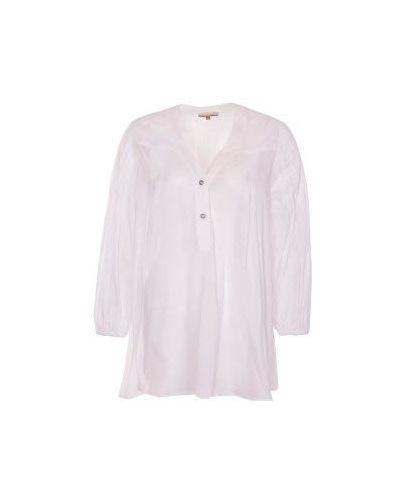 Блузка в стиле бохо - белая Alter Ego
