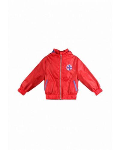 Красная куртка теплая Kat