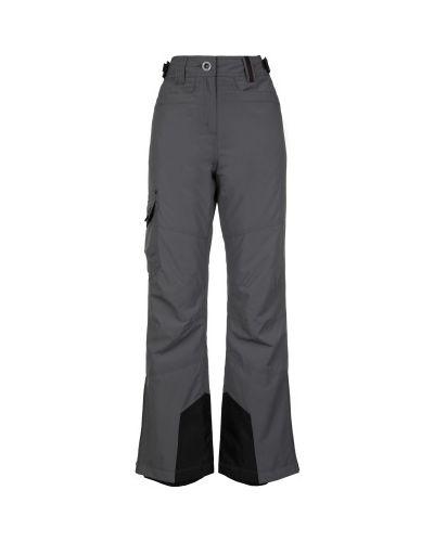 Спортивные брюки утепленные с карманами Exxtasy