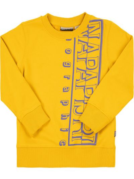 Żółty dres Napapijri