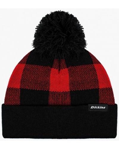 Красная шапка осенняя Dickies
