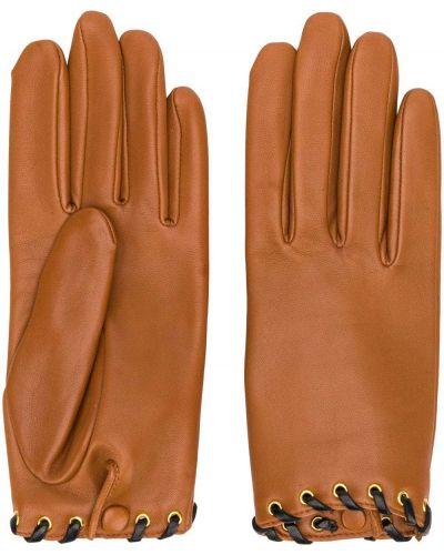 Перчатки на пуговицах Agnelle