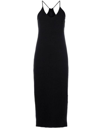 платье шифт с V-образным вырезом Thom Krom