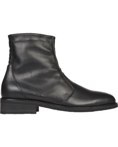 Ботинки осенние кожаные Gianni Famoso
