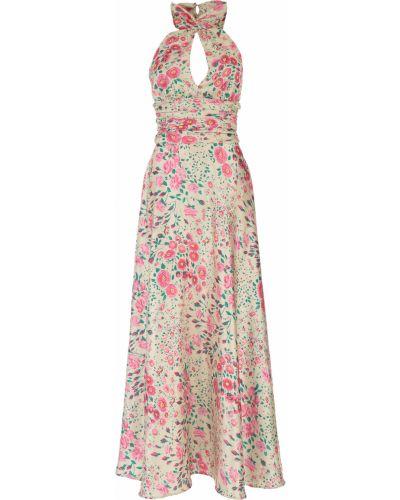 Sukienka wieczorowa, biały Aniye By