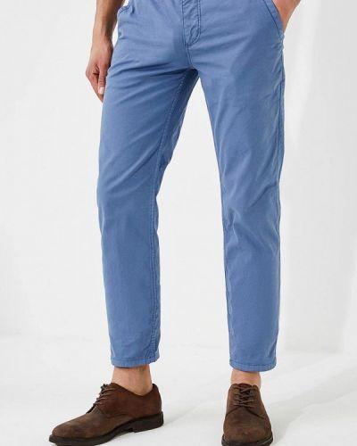 Голубые брюки чиносы Daniel Hechter