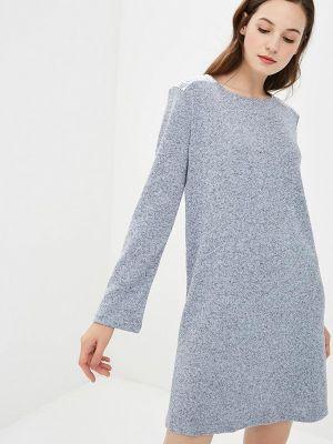 Платье - голубое Nemes