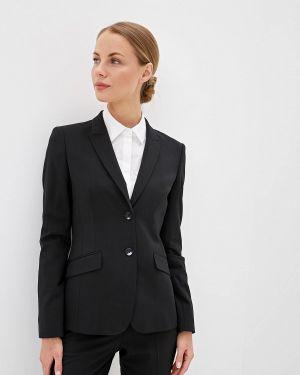 Пиджак черный Boss Hugo Boss